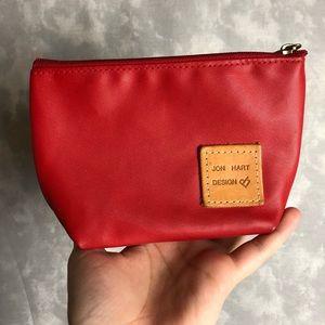 Handbags - Jon hart design small makeup bag monogram ESO